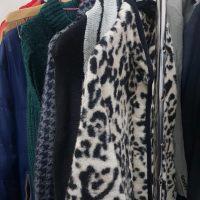 1 Furry coats